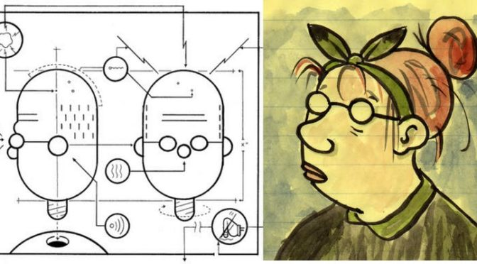 NOV 21: LYNDA BARRY & CHRIS WARE: ON COMICS AT THE WESTON FAMILY LEARNING CENTRE! *ONLINE TIX SOLD OUT/LIMITED QTY STILL AVAILABLE IN-STORE!