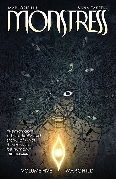 MONSTRESS TP VOL 05