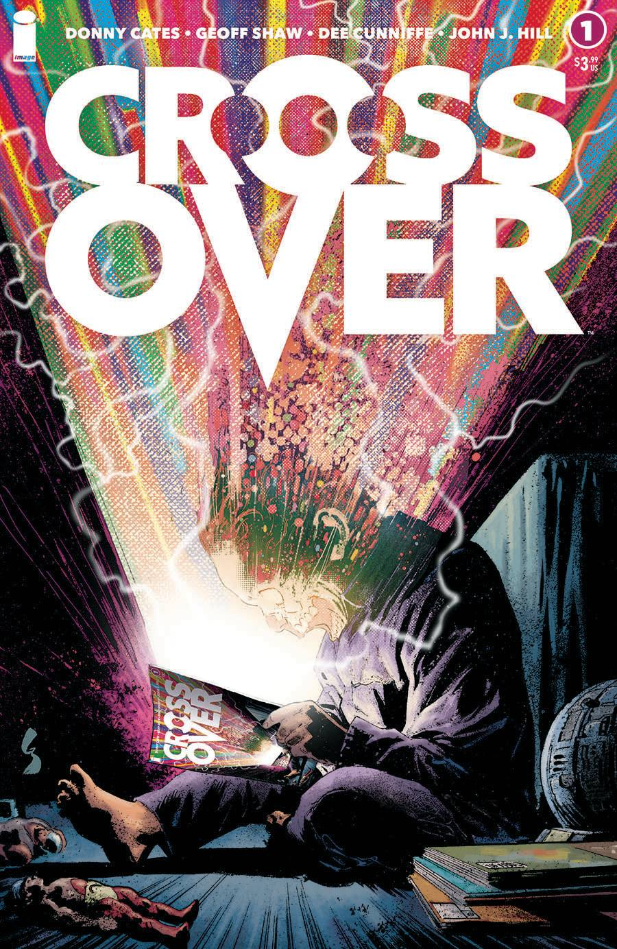 CROSSOVER #1 CVR A SHAW & STEWART