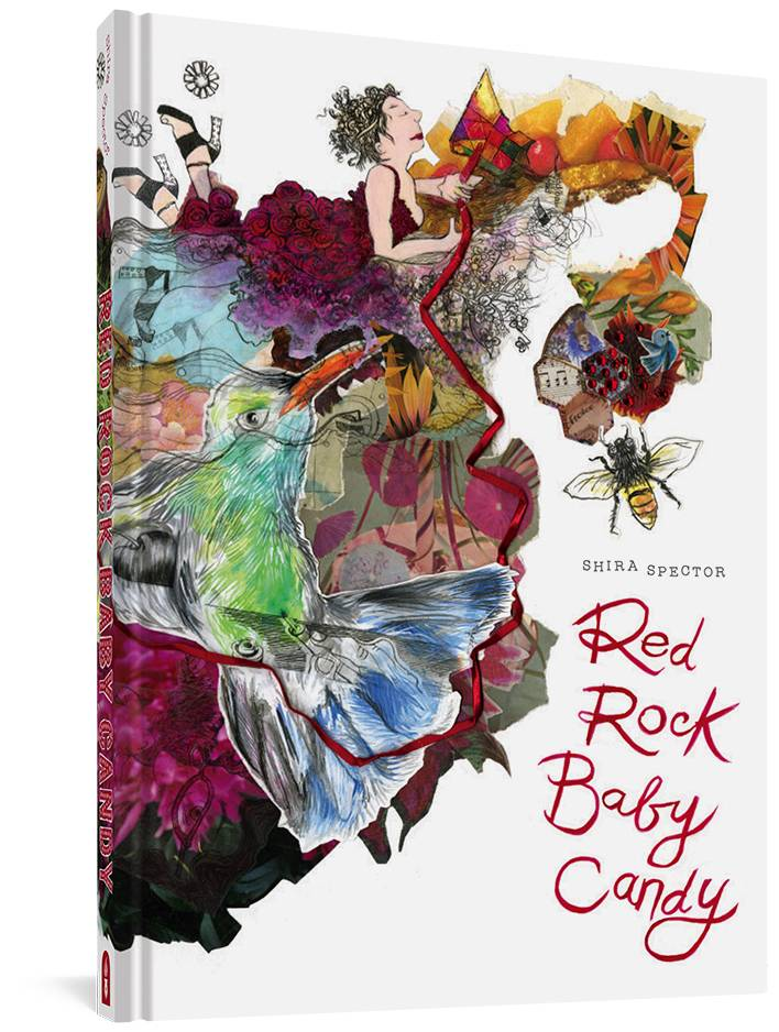 RED ROCK BABY CANDY HC