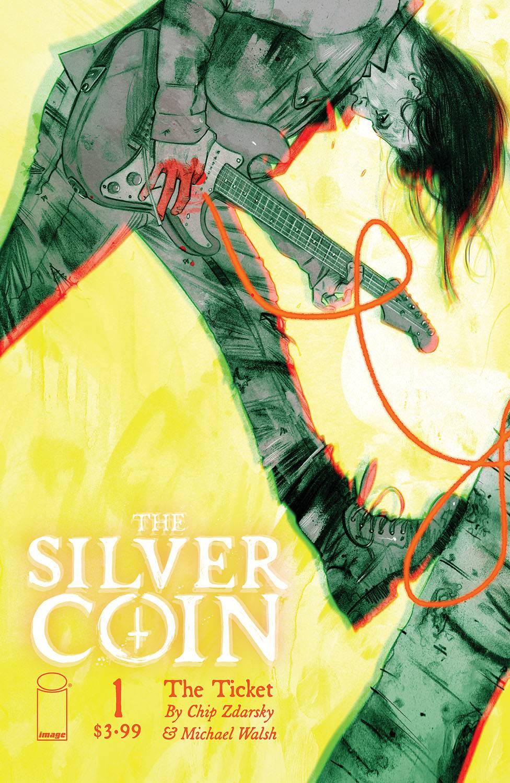 SILVER COIN #1 CVR B LOTAY